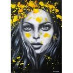 Milena Chmielewska (ur. 1983), She is the color XXX, 2021