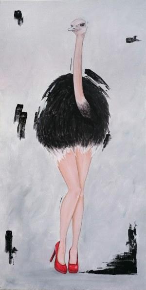 Aleksandra Lacheta (ur. 1992), Pani Struś, 2021