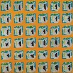Tobiasz Kenio (ur. 1979), Łaciate prosto do dekoracji, 2020