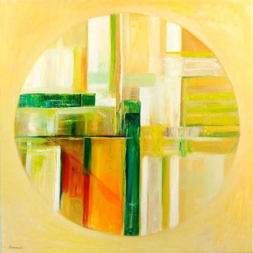 Edward Karczmarski (ur. 1976), Światło Południa XLIII, 2021
