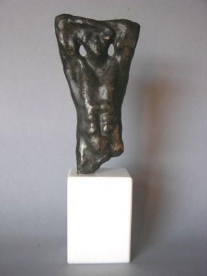 Waldemar Mazurek (ur. 1961), Mężczyzna z uniesionymi rękoma, 2019