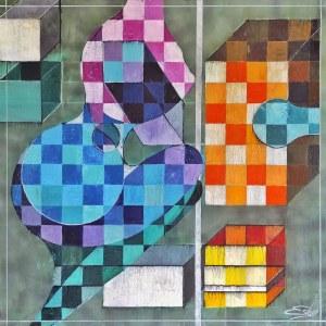 Vanessa Eslain Świgulska (ur. 1993), Geometria osobowości, 2021