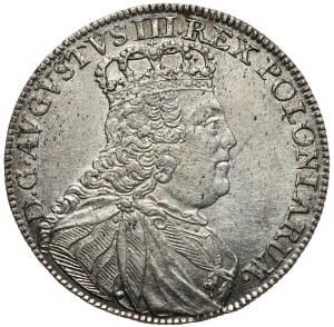 August III, tymf 1753, Lipsk,