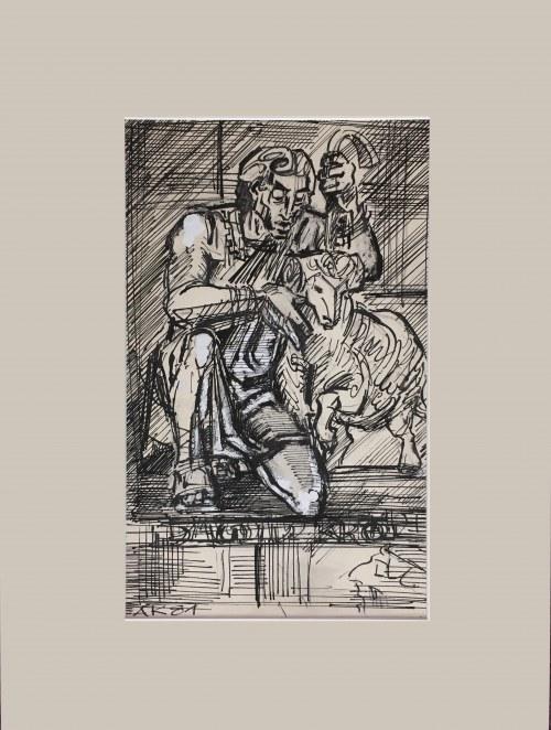 Andrzej Kurkowski, Bez tytułu, 1981 r.