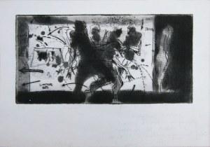 Jerzy Dmitruk, Marsz, 1985 r.