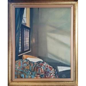 Małgorzata Bundzewicz (ur. 1951), Z cyklu playing with Vermeer II, 2011