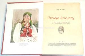 CZAR- DZIEJE KOBIETY wyd. 1935