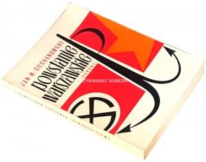CIECHANOWSKI - POWSTANIE WARSZAWSKIE 1971r.