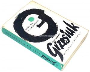 GRZESIUK- BOSO ALE W OSTROGACH wyd. 1 z 1959
