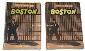 SINCLAIR - BOSTON 2T. 1949r.