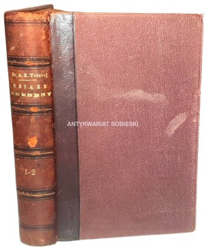 TOŁSTOJ - KSIĄŻĘ SREBRNY t.1-2 [komplet w 1wol.] wyd.1