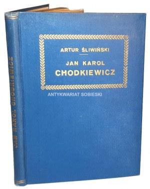 ŚLIWIŃSKI- JAN KAROL CHODKIEWICZ wyd.1922