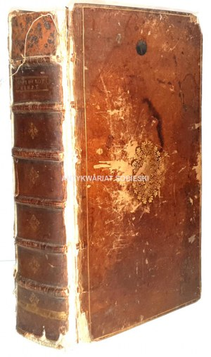 [KODEKS KRÓLA HENRYKA III, KRÓLA FRANCJI I POLSKI)] LE CODE DU ROY HENRY III. ROY DE FRANCE ET DE POLOGNE wyd. 1605