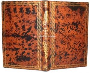 NORWID - FANTAZYA. Pierwodruk, wyd. 1858