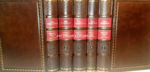 PRZYBOROWSKI- HISTORYA DWÓCH LAT 1861-1862 T. 1-5 [komplet] wyd. 1892-6