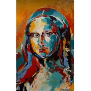 Izabela Aduckiewicz, Mona Lisa