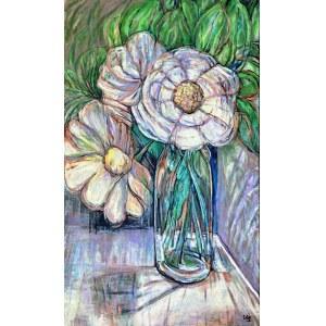 Urszula Szulborska, Kwiaty w wazonie