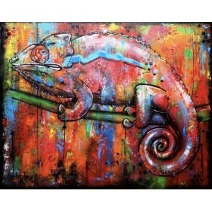 Paweł ŚWIDERSKI, Hide And Seek (Kameleon),