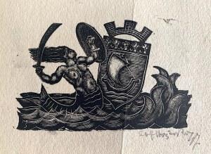 Stefan Mrożewski, Syrena, z cyklu: Trzy miłości C. K. Norwida, Paryż 1947 r.
