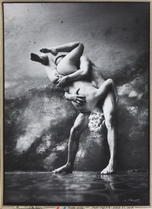 Jan SAUDEK (ur. 1935), The Kiss