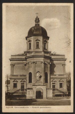 Radom, Kościół garnizonowy