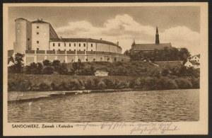 Sandomierz, Zamek i Katedra