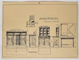 Padechowicz, Wzory urządzeń mieszkaniowych, Kraków 1926 r.