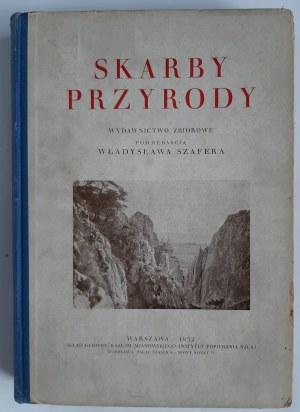 Skarby przyrody i ich ochrona, Warszawa 1932 r.