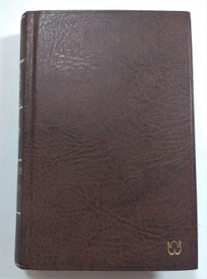 Świętochowski, Genealogia teraźniejszości, 1936 r.