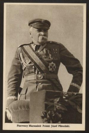 Pierwszy Marszałek Polski Józef Piłsudski