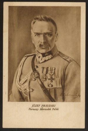 Józef Piłsudski Pierwszy Marszałek Polski