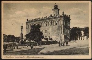 Sandomierz, Rynek z ratuszem