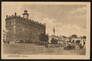 Sandomierz, Ratusz na rynku