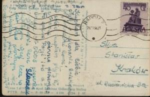 Radom, Gmach M.R.N. 24.I.1957 r.