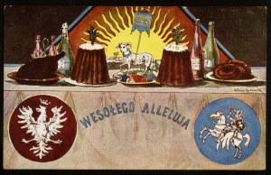 Wesołego Alleluja, Orzeł i Pogoń
