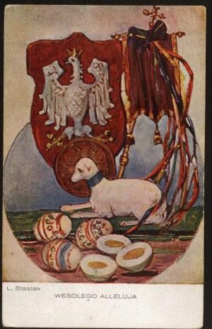 Wesołego Alleluja, Orzeł i baranek