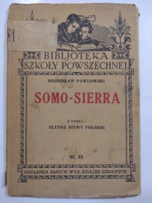 Pawłowski, Somo-sierra, 1934 r.
