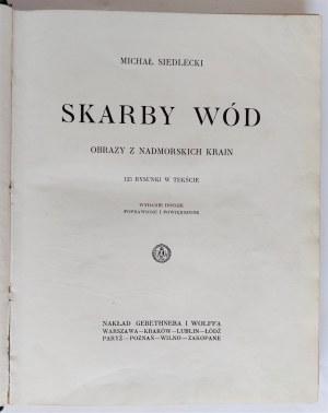 Siedlecki, Skarby wód: obrazy z nadmorskich krain, Warszawa 1928 r.