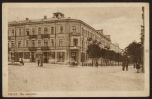 Kielce, Plac Wolności