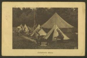 Ozdabianie obozu