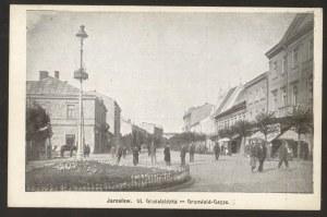 Jarosław, Ulica Grunwaldzka