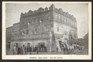 Jarosław, Stary zamek