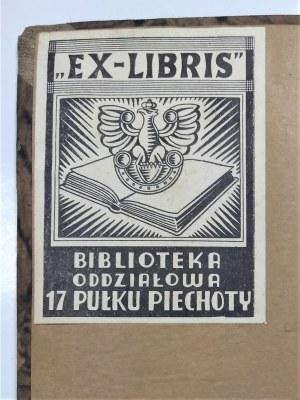 Molier, Uczone Białogłowy, ex libris 17 PP