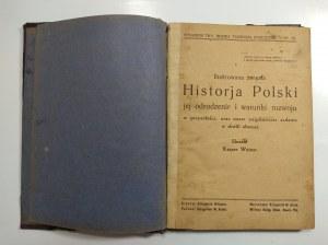 Wojnar, Ilustrowana zwięzła Historja Polski, 1920 r.