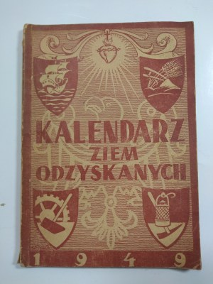 Kalendarz Ziem Odzyskanych 1949