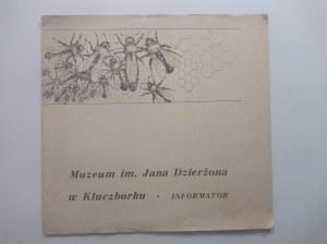 Muzeum im. Jana Dzierżona w Kluczborku, Informator.