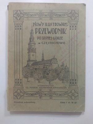 Nowy ilustrowany przewodnik po Jasnej Górze w Częstochowie, 1930