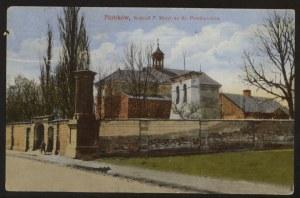 Piotrków Trybunalski, Kościół P. Maryi na Kr. Przedmieściu