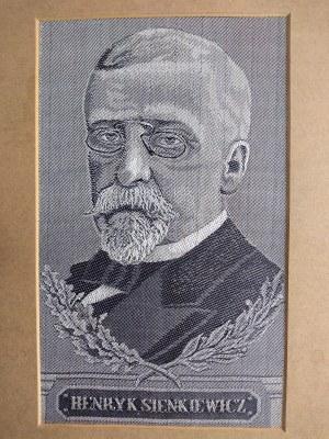 Portret Henryka Sienkiewicza, Żakard