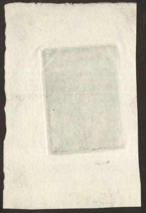 Ex Libris A. H. Olesiów, akwaforta 1926 r.